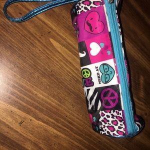 Claire's Accessories - Girls Jewelry Lot with bag and earring holder